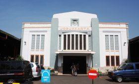 Yogyakarta Tugu Station