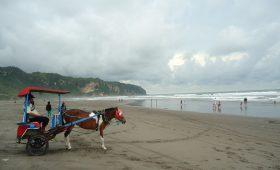 Parangtritis Beach Mysterious Myths and Spectacular Ocean