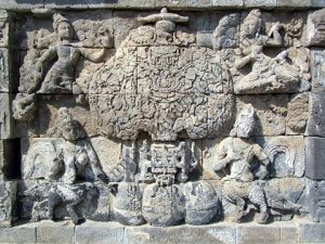 "relief of a ""Kalpataru"""