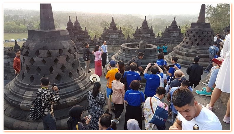 So how can you get from Yogyakarta to Borobudur? So how can you get from Yogyakarta to Borobudur?