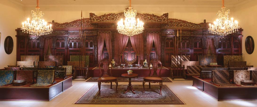 Museum Batik Danar Hadi Surakarta