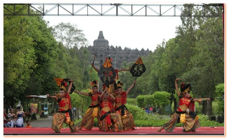 Borobudur Masterpiece Dance