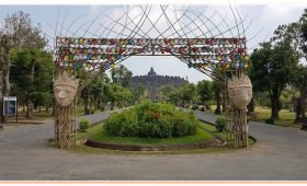 Visit Borobudur with Borobudur One day Tour,Borobudur Sunrise Tour