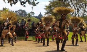 Borobudur Traditional Dance