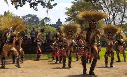 Borobudur Traditional Dance