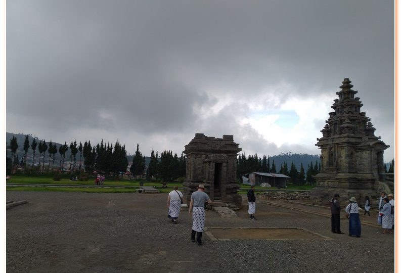 Dieng Plateau Central Java