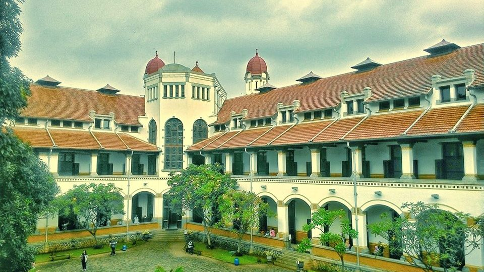 Lawang Sewu A Haunted building of History and Heroes