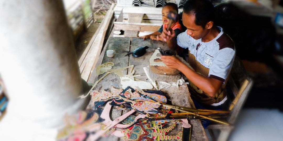 Leather Handicraft Yogyakarta