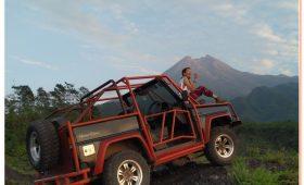 orobudur Sunrise, Merapi Kaliadem (Jeep Course) & Prambanan Temple Tour