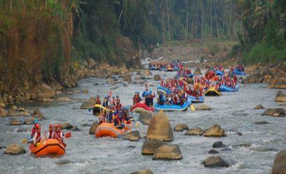 Exotic Serayu Rafting