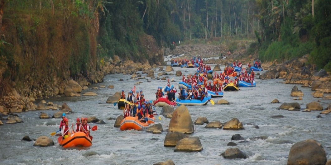 Exotic Serayu Rafting
