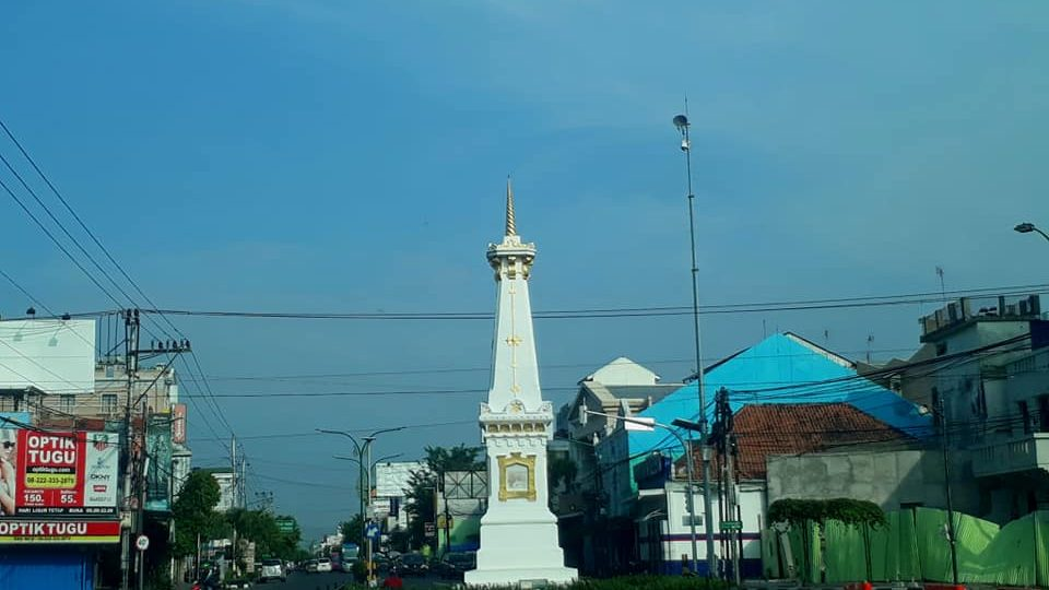 Yogya Travel Information
