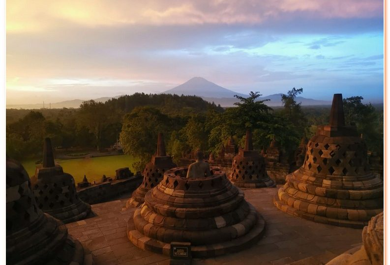 Borobudur Temple tour itinerary is flexible tour program. You can custom beased on your request or changed