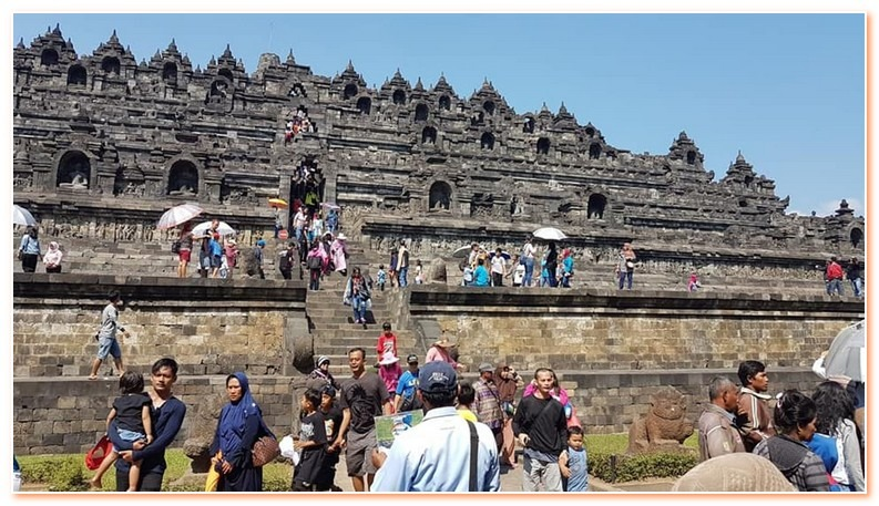 Borobudur Temple: A magical place best enjoyed at dawn
