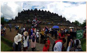 Borobudur Temple Amazing Architecture