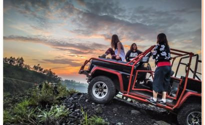 Jeep Lava Tour Merapi Off Road Experience in Mount Merapi