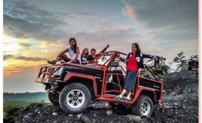 Jeep Lava Tour Merapi Amazing