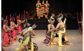 Ramayana Ballet Beautifull