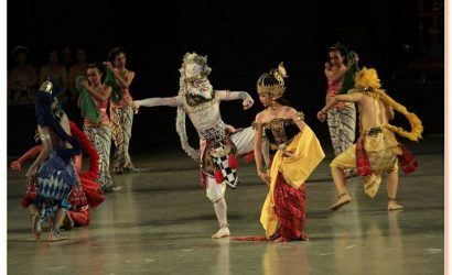 Ramayana Ballet Great professionalism combined with poetic grace