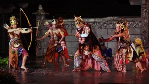 Ramayana Ballet True Delight at Purawisata