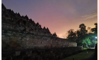 Borobudur Sunrise Tour without staying at Manohara Hotel.
