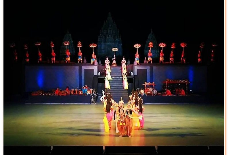Ramayana Ballet One of the best performances of a traditional Hindu epic