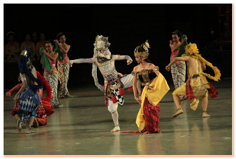 Ramayana Ballet great epic performance
