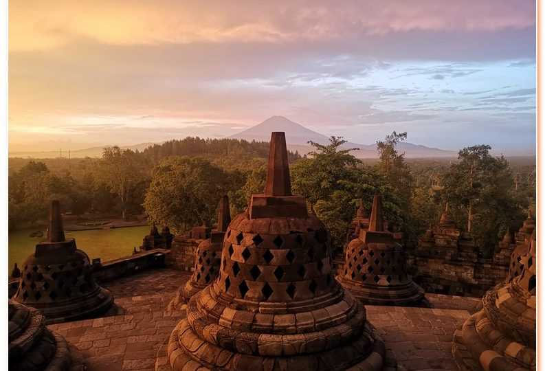 Every thing you should know about Borobudur sunrise