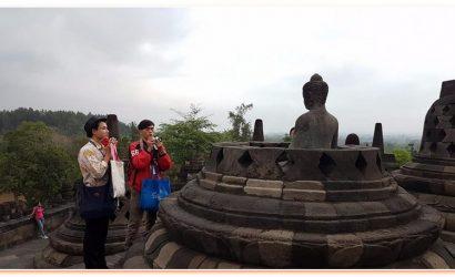 Borobudur Temple tour itinerary is flexible tour program.