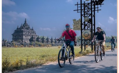 Borobudur Cycling tour and travel