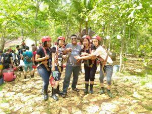Jomblank Cave and Pindul Tubing