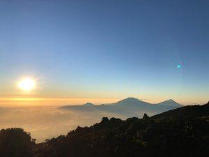 Merbabu sunrise advanture